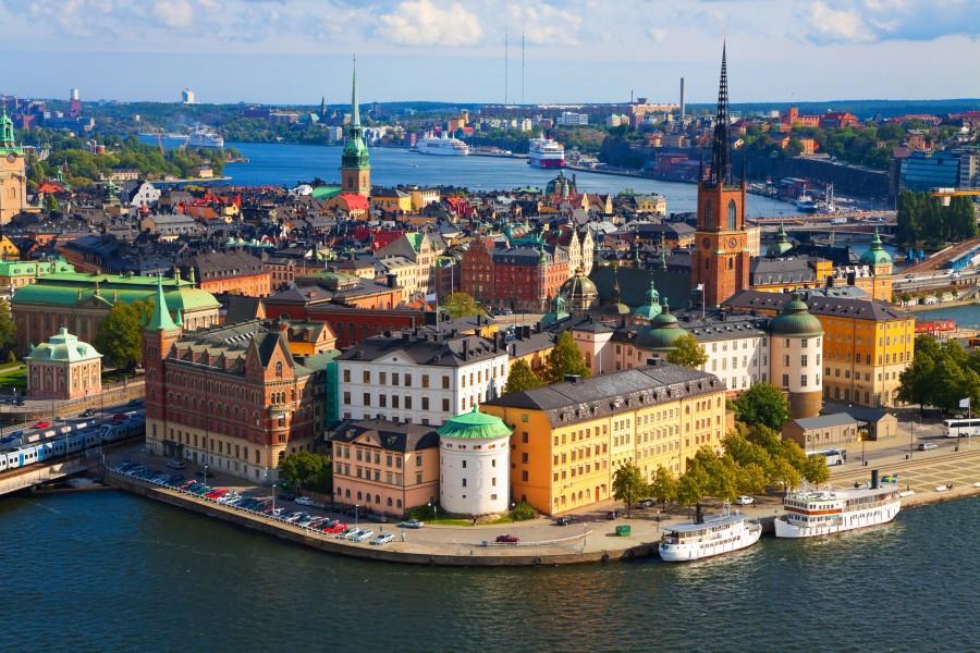 Spot n°1: Stoccolma